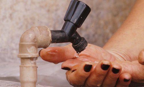 Sanepar confirmar problemas na distribuição de água em UVA