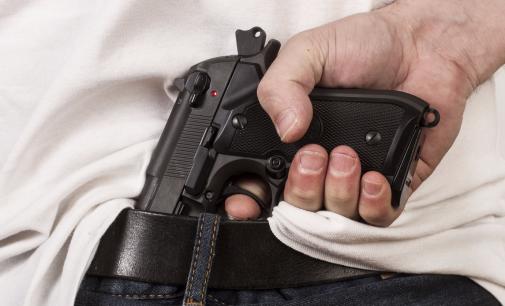 Homem é detido por disparo de arma de fogo no bairro Panorama