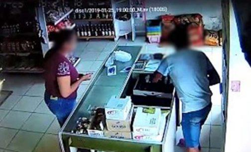 Ladrão é preso por roubar mercado pela segunda vez