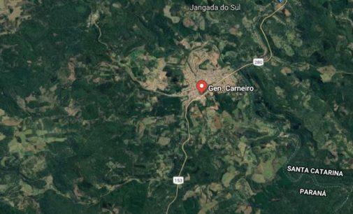 Barragem São Bento em General Carneiro está em alto risco de romper, segundo Agência Nacional de Águas