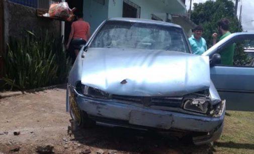 Adolescente é apreendido por furto de veículo