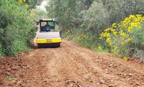 Estradas de 32 comunidades em Bituruna recebem melhorias