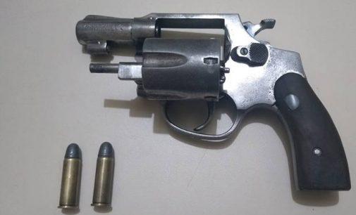 Homem é preso por posse de arma em Porto União