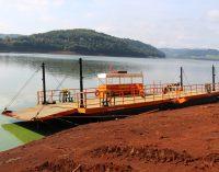 Bituruna e Porto Vitória tratam retorno das atividades da balsa