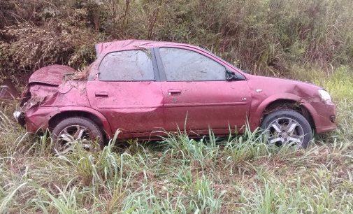 Criança morre em acidente na BR 280 em Porto União