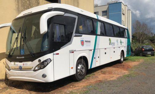 Cruz Machado recebe novos veículos para Saúde e Assistência Social
