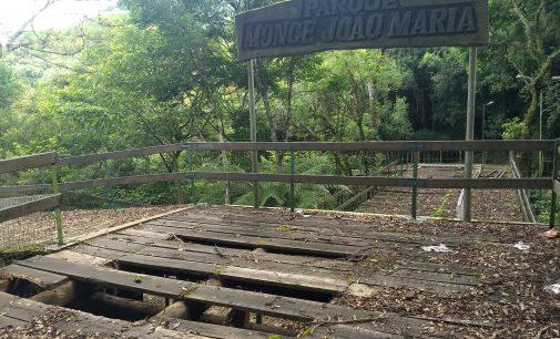 Parque Monge João Maria em Porto União será reformado
