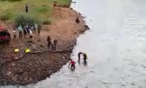 Localizado o corpo do jovem que morreu afogado em Porto Vitória