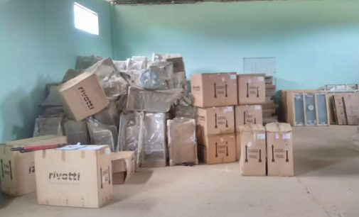 Polícia Civil de Mallet recupera carga roubada no valor de R$ 128 mil