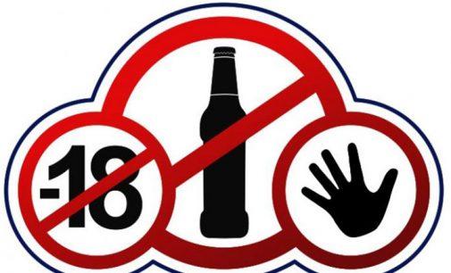 Jovem leva bebida alcoólica para aula em Porto Vitória