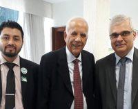 Prefeito de General Carneiro cumpre agenda em Brasília