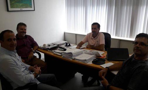 Prefeito Raul Ribas Neto cumpre agenda em Florianópolis