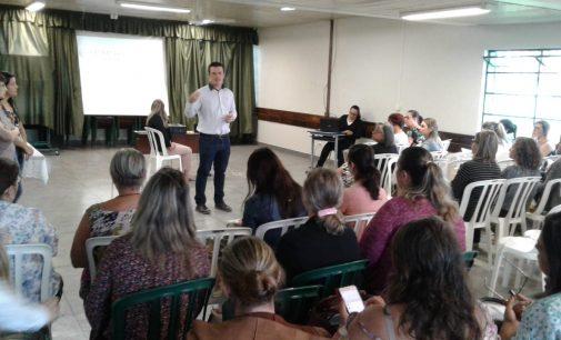 Secretaria de Educação prepara semana pedagógica em União da Vitória