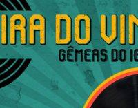 """""""Feira do Vinil Gêmeas do Iguaçu"""" será realizado dia 09"""