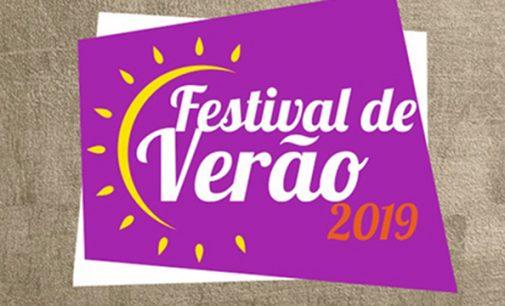 Festival de Verão acontece neste final de semana