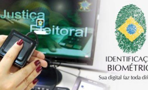 Justiça Eleitoral retoma o recadastramento biométrico em Porto União e Irineópolis