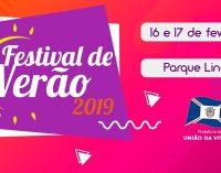 Estão abertas as inscrições do Festival de Verão 2019