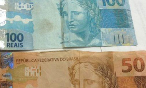 Homem paga dívida com notas falsas em General Carneiro