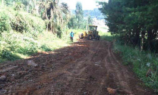 Prefeitura de General Carneiro intensifica manutenção de estradas rurais