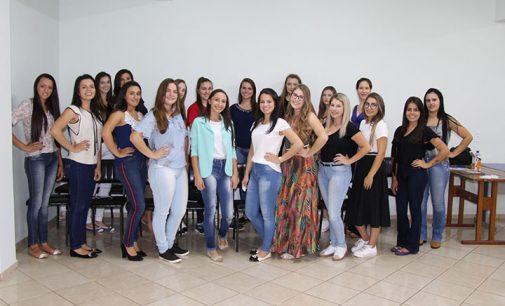 Conheça as candidatas a Rainha e Princesas da 11ª Festa do Vinho em Bituruna