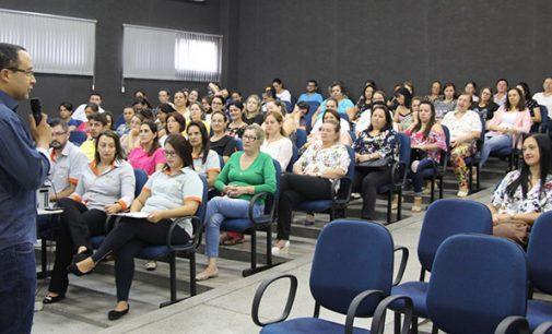 Bituruna realiza Semana Pedagógica para servidores da rede municipal