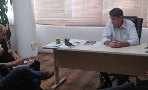 Prefeito de Porto União intercede pelas SCs 135 e 340 em Florianópolis