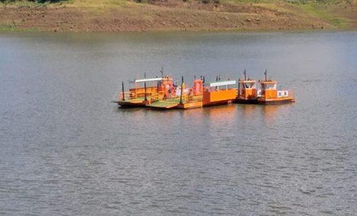 Marinha do Brasil deve liberar balsa de Cruz Machado em abril