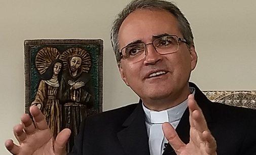 Monsenhor Walter Jorge Pinto visita Diocese de União da Vitória