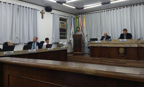 Denúncias sobre Setor de Obras de Porto União chega à Câmara de Vereadores