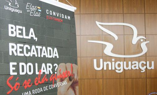 Uniguaçu promove Roda de Conversa ao Dia Internacional da Mulher