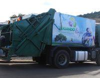 Contas: Bituruna investe R$ 700 mil em coleta de lixo em 2018