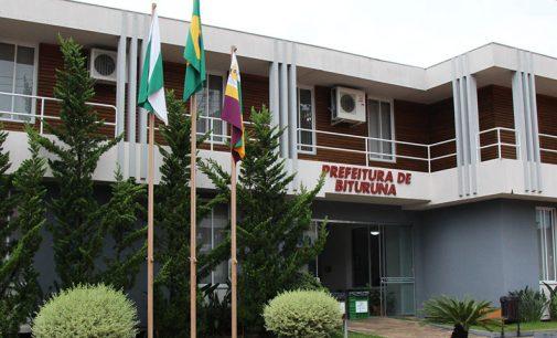 Prefeitura de Bituruna divulga programação de atendimento