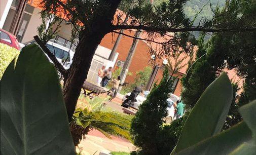 Banco Itaú da cidade de Bituruna é assaltado