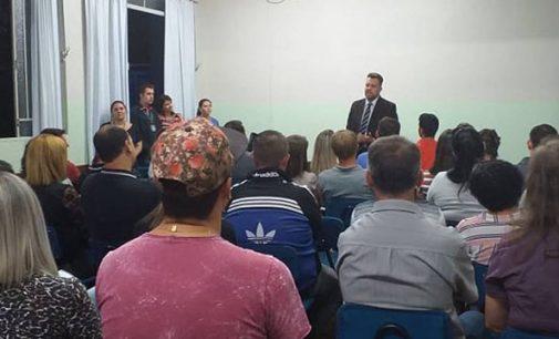 """Cejusc abre curso de """"Pretendentes à Adoção"""" em União da Vitória"""