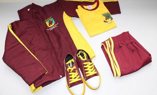 Educação de Bituruna finaliza entrega de uniformes