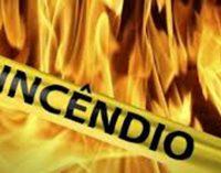 Polícia investiga incêndio criminoso em Cruz Machado