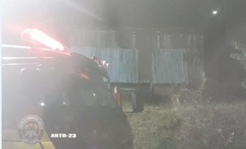 Incêndio é registrado no bairro São Bernardo do Campo