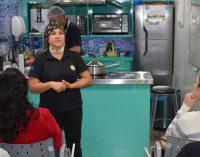 Parceria traz caminhão do Sesi Cozinha Brasil a General Carneiro
