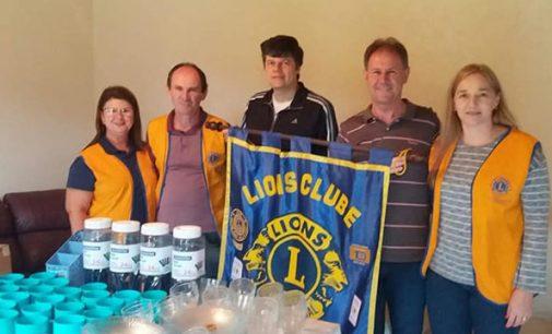 Entidades ARES recebe apoio do Lions Clube Cidade Amiga