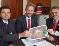 Prefeito Raul Ribas Neto cumpre agenda em Brasília