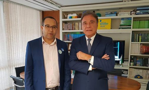 Senador Álvaro Dias destina emenda para Cisvali