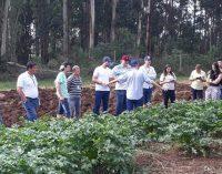 Projeto HF é apresentado para Embrapa em Canoinhas