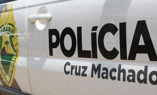 PM de Cruz Machado atendem caso de maus tratos a animais