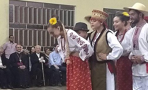 Evento Cultural recepciona o Bispo Dom Walter Jorge Pinto