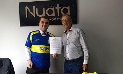 """Nyata """"Pague tudo Azul"""" firma parceria com o Iguaçu"""
