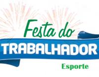 Esporte: Festa do Trabalhador de Bituruna se inicia hoje