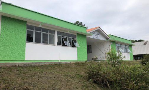 Prefeitura reforma posto de saúde na localidade do Rio Vermelho