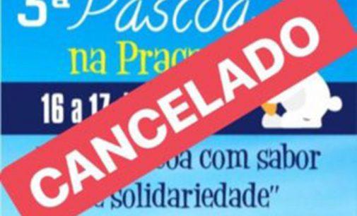 General Carneiro cancela 3ª Páscoa na Praça devido a chuvas