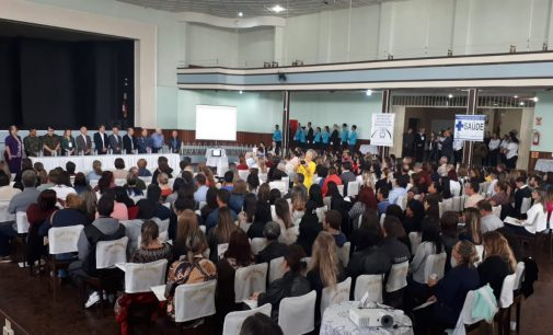 Porto União realiza VI Conferência Municipal de Saúde