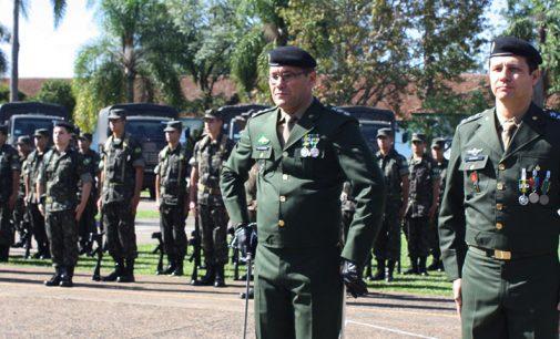 Solenidade marca o Dia do Exército em Porto União
